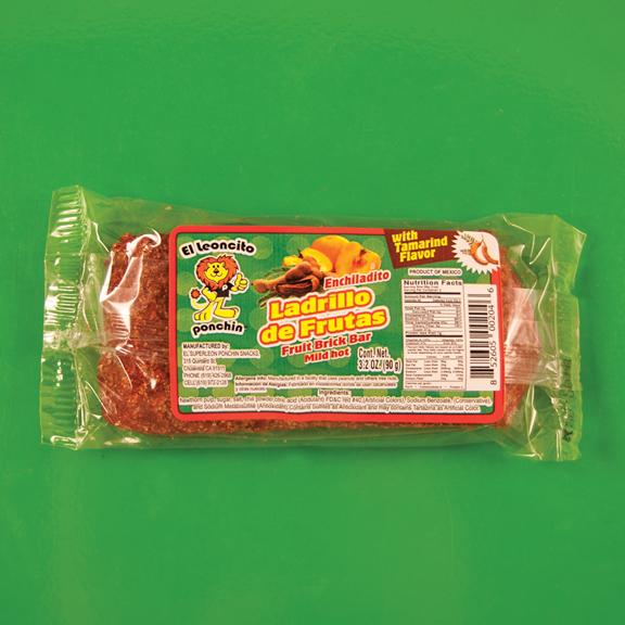 El Super Leon Ponchin Snacks Ladrillo