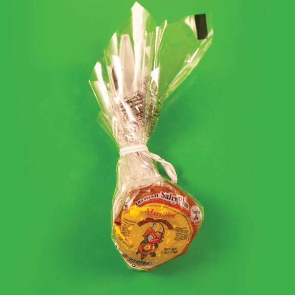El Super Leon Ponchin Snacks Martillos Mango