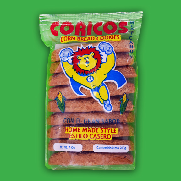 El Super Leon Ponchin Snacks Coricos