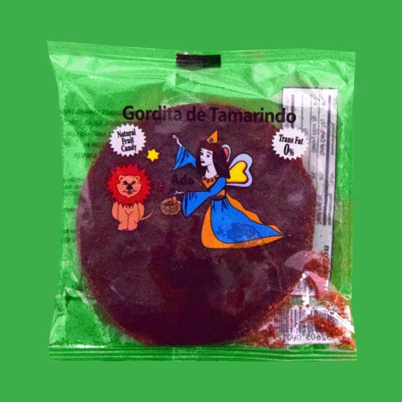 El Super Leon Ponchin Snacks Gordita de Tamarindo 3